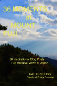 36 Moments at Mount Fuji by Catrien Ross