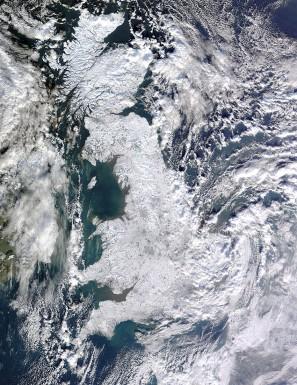 2010 UK Whiteout